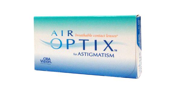 CIBA VISION AIR OPTIX FOR ASTIGMATISM 6