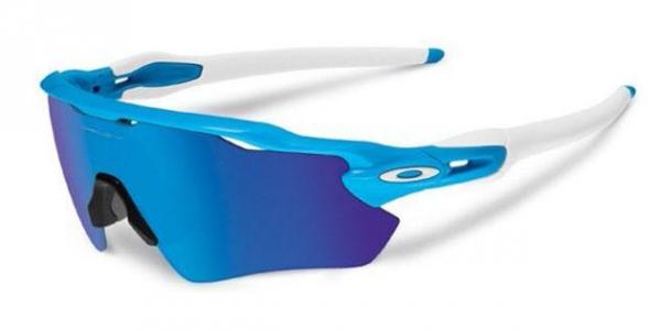 Oakley lenti a specchio colorate louisiana bucket brigade - Occhiali lenti colorate a specchio ...