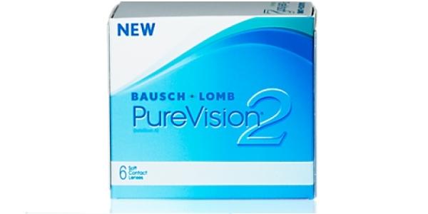 bausch lomb purevision 2 hd c6 contact lenses visual click. Black Bedroom Furniture Sets. Home Design Ideas